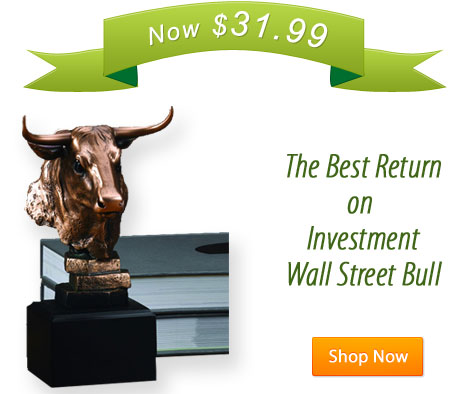 Bull and Wall Street are inseparable