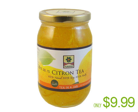 Citron Fruit Tea